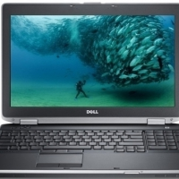 Laptop Dell Latitude 6530 (Core i7 3520M, RAM 4GB, HDD 250GB, nVidia NVS 5200M, 15.6 inch FHD)