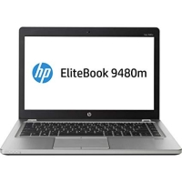 Laptop HP Elitebook Folio 9480m (Core i5 4310u, RAM 4GB, SSD 120GB, Intel HD Graphics 4400, 14 inch HD)