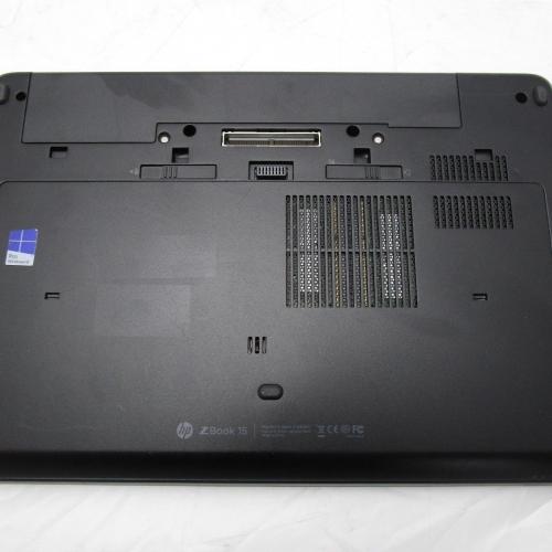 Laptop Hp ZBook 15 G1( Core i7-4810MQ, RAM 8GB, SSD 256Gb, VGA K2100, IPS, 15,6inch