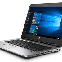 Laptop HP Probook 640 G1 (Core i5 4200M, RAM 4GB, SSD 120GB, Intel HD Graphics 4600, 14 inch)