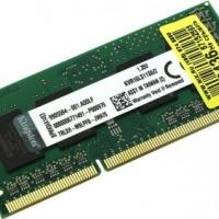 Ram Laptop kingston 2GB DDR3 1600MHz PC3L 12800 Sodimm giá tốt nhất