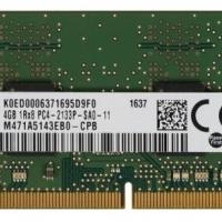 Ram Laptop Samsung 4GB DDR4 2133MHz cao cấp chính hãng giá tốt nhất